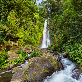 Walk To A Waterfall Best Things To Do In Bali Bali Honeymoons