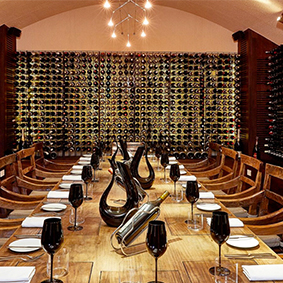 Wine Cellar At Conrad Rangali Best Things To Do In The Maldives Maldives Honeymoons