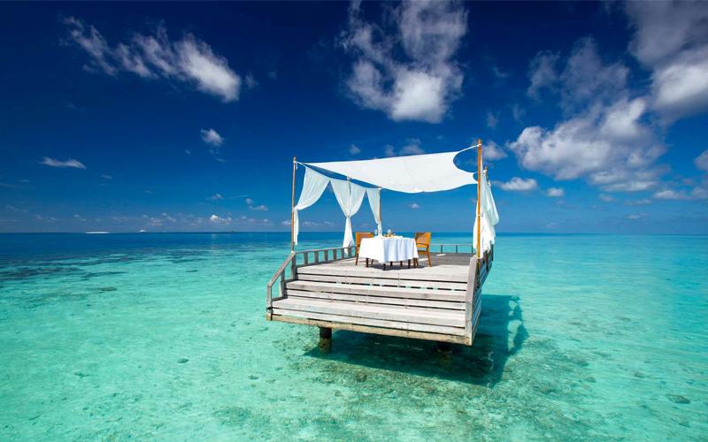 Baros Maldives Piano Deck 10 Maldives Resorts With Virtual Tours