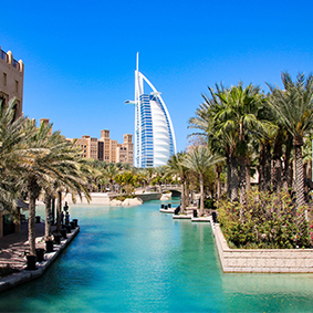 Dubai Burj Al Arab Honeymoon Cruises