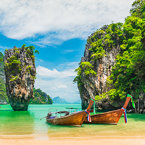 Phuket Honeymoon Cruises