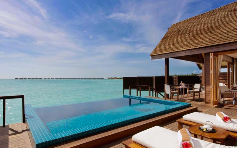 Pool Villa Hideaway Beach Resort Hideaway Beach Resort & Spa