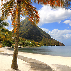 St Lucia Beach Honeymoon Cruises