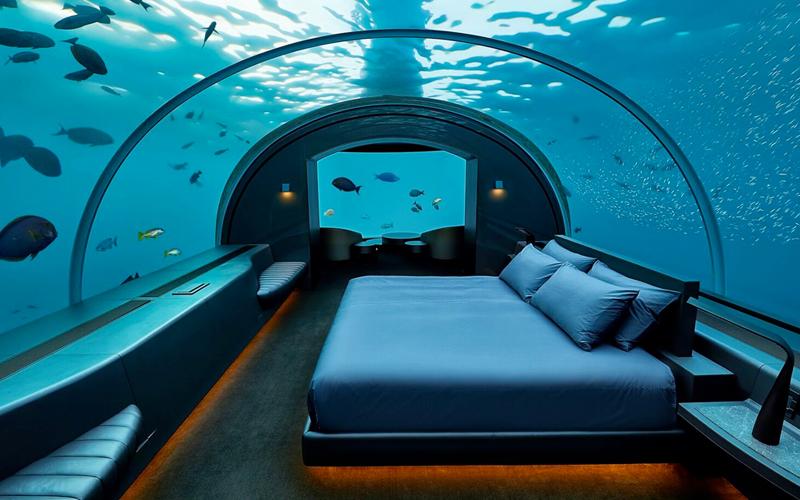 The Muraka Conrad Maldives 10 Maldives Resorts With Virtual Tours