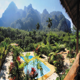 Elephant Hills Thailand Top Honeymoon Resorts Honeymoon Packages