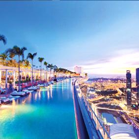 Marina Bay Sands Top Honeymoon Resorts Honeymoon Packages