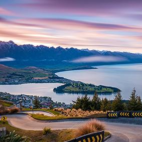Queenstown Trail In New Zealand Adventure Honeymoons