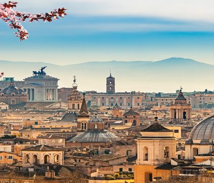 a picture of Rome