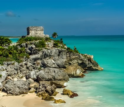 a picture of Tulum